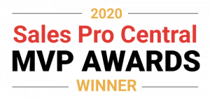 2020 Sales Pro Central MVP Award Winner